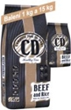Obrázek CD Adult Beef and Rice 15kg
