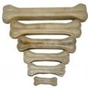 Obrázek Kost buvolí kalciová 7,5cm 30ks