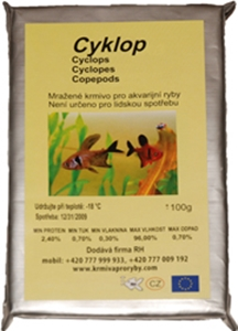 Picture of Cyklop mražený 100g