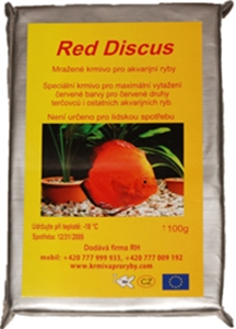 Picture of Red Discus 100g