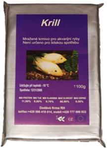 Picture of Krill 100g mražený
