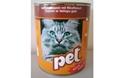 Obrázek PET KATZE kostky s hovězím masem pro kočky 855 g