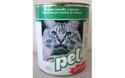 Obrázek PET KATZE masové kostky se srdcem pro kočky 855 g