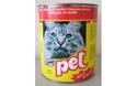Obrázek PET KATZE kostky s drůbežím masem pro kočky 855 g