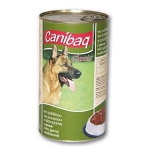 Picture of CANIBAQ Classic zvěřina 1250g