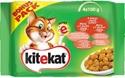 Obrázek Kitekat kapsičky Selské menu 4 x 100g multipack
