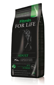 Picture of Fitmin For Life Adult all breeds 15kg + DOPRAVA ZDARMA