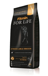 Picture of Fitmin For Life Junior large breeds 15kg + DOPRAVA ZDARMA