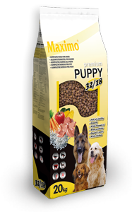 Picture of Delikan Maximo Puppy 20kg