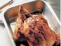 Obrázek Pečené kuře krmné 1kg vanička