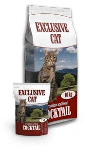 Picture of Delikan Exclusive Cat Cocktail 10kg