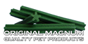 Obrázek MAGNUM jerky tyčka kříž. CHLOROPHYL 12,5cm 1.090g cca 50 ks