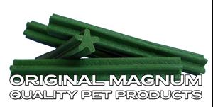 Picture of MAGNUM jerky tyčka kříž. CHLOROPHYL 12,5cm 1.090g cca 50 ks