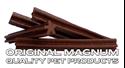 Obrázek MAGNUM jerky tyčka kříž jehněčí 12,5cm 1.090g cca 50 ks
