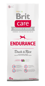Picture of BRIT CARE ENDURANCE Duck & Rice 12 kg