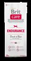 Obrázek BRIT CARE ENDURANCE Duck & Rice 2x12 kg + DOPRAVA ZDARMA