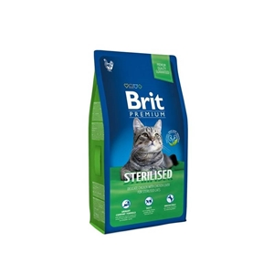 Picture of Brit Premium Cat Sterilised 8kg NEW