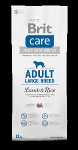 Picture of BRIT CARE ADULT LARGE BREED LAMB & RICE 12+2 kg  + DOPRAVA ZDARMA