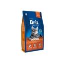 Obrázek Granule Brit Premium Cat Indoor 8kg