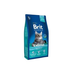 Picture of Granule Brit Premium Cat Sensitive 8kg
