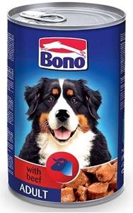 Picture of BONO Adult konzerva pes hovězí 1250g