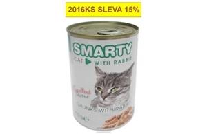 Picture of SMARTY chunks CAT 410g KRÁLÍK