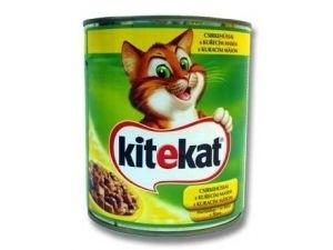 Picture of Kitekat konzerva s kuřecím 400g