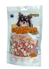 Picture of Magnum Chicken Sandwich Pieces 80g
