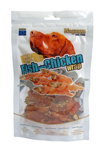 Picture of Magnum Fish With Chicken Wrap 80g