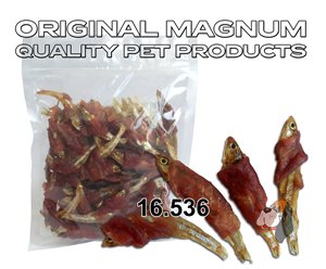 Picture of MAGNUM Fish with Duck wrap 250g