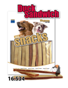 Obrázek Magnum Duck Sandwich 250g