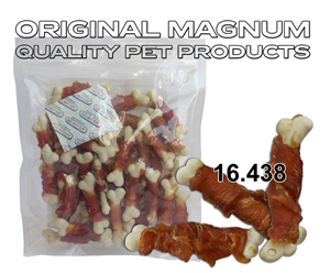 Picture of MAGNUM White Bone twinned by DUCK 250g