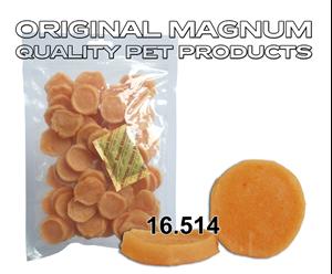 Picture of Magnum Chicken Chips soft 250g