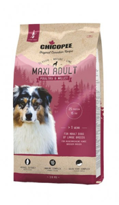 Picture of CHICOPEE CLASSIC NATURE MAXI ADULT POULTRY-MILLET 15 kg + DOPRAVA ZDARMA