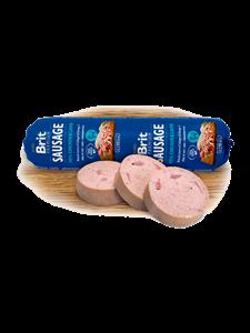 Picture of Brit Premium Sausage Chicken & Lamb 800g