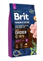 Obrázek Brit Premium by Nature Adult S 8kg