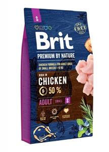 Picture of Brit Premium by Nature Adult S 8kg