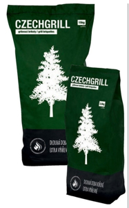 Picture of Grilovací brikety Czechgrill 10kg