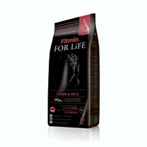 Picture of Fitmin For Life Adult Lamb/Rice 3kg