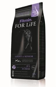 Picture of Fitmin For Life Light & Senior 3kg