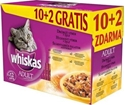 Obrázek Whiskas kapsa Drůbeží výběr ve šťávě 12 x 100 g