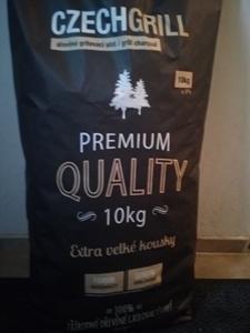 Picture of Dřevěné uhlí Czechgrill premium quality 10kg