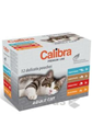 Obrázek Calibra Cat kapsa Premium Adult multipack 12x100g