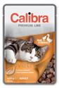 Obrázek Calibra Cat kapsa Premium Adult Duck & Chicken 100g