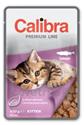Obrázek Calibra Cat kapsa Premium Kitten Salmon 100g