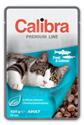 Obrázek Calibra Cat kapsa Premium Adult Trout & Salmon 100g