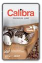 Obrázek Calibra Cat kapsa Premium Adult Lamb & Poultry 100g