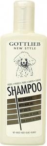 Picture of Gottlieb Pudel šampon pro bílé pudly s makadamovým olejem 300 ml