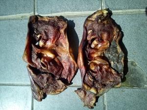 Picture of Sušený hovězí mulec 1kg - rozváženo