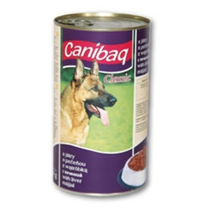 Picture of CANIBAQ Classic játra 1250g